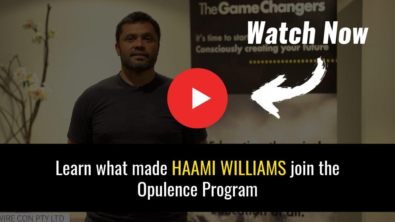 TGC Case Study - Haami Williams
