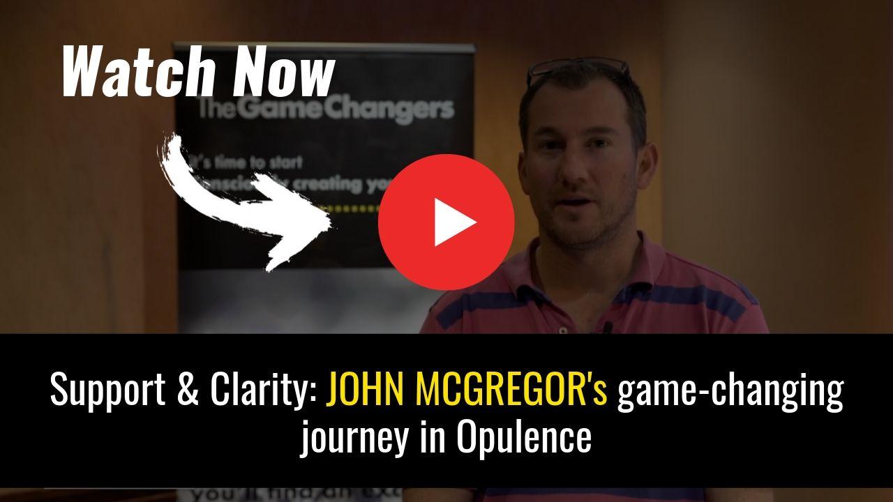 TGC Case Study - John Mcgregor