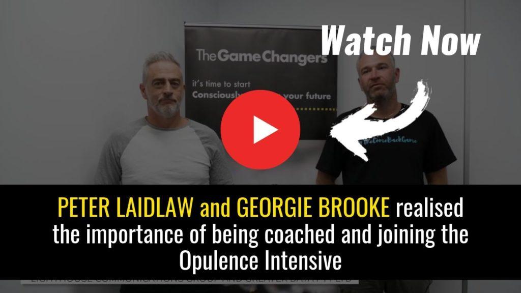 TGC Case Study - Peter Laidlaw and Georgie Brooke