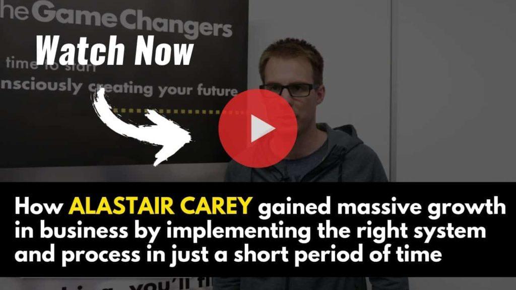 alastair carey - client testimonial