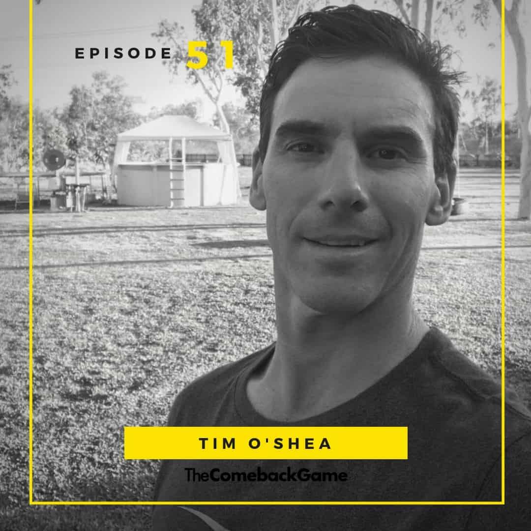 Tim O'Shea business mentors perth