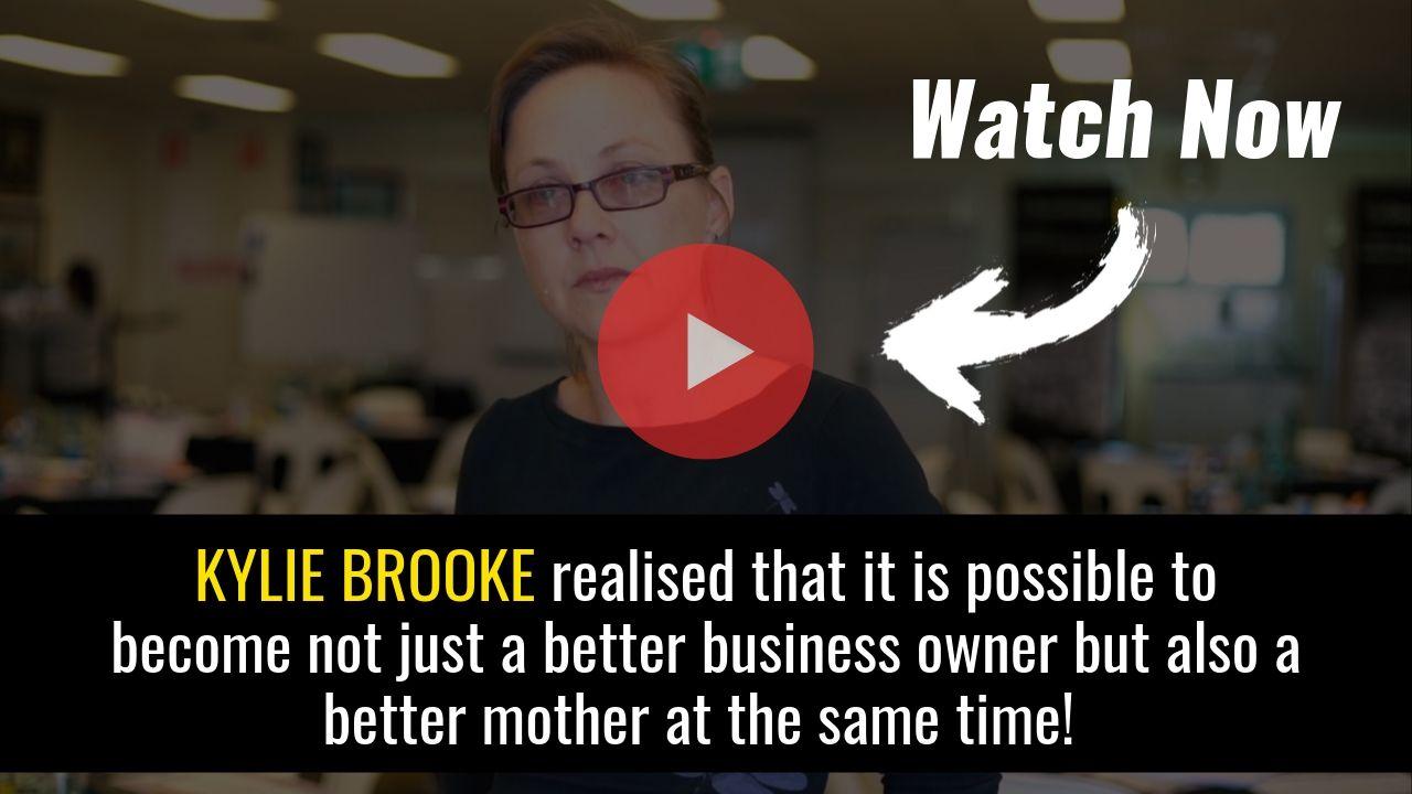 TGC Case Study - Kylie Brooke